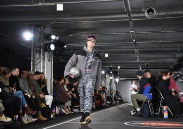Mạc Trung Kiên sải bước tại 'Seoul Fashion Week'