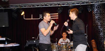 Nguyễn Khắc Huy tích cực tập luyện cho đêm nhạc 'Tình'