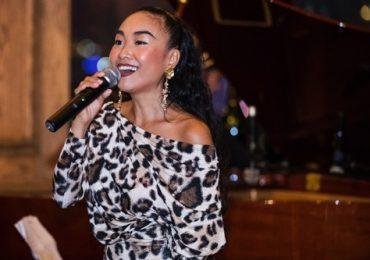 Đoan Trang thăng hoa trong đêm nhạc Latin