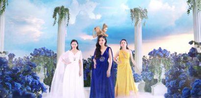 Việt Trinh, Hari Won, Hương Giang đẹp không tì vết trong một quảng cáo