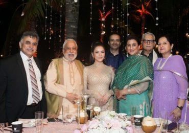 Lý Nhã Kỳ là khách VIP được mời dự lễ cưới nghìn tỷ của tỷ phú Ấn Độ