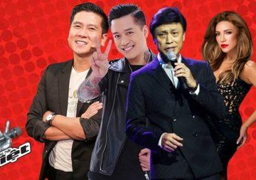 Thanh Hà và Tuấn Ngọc làm giám khảo The Voice 2019
