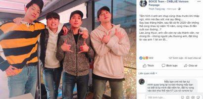 Fan nghệ sĩ Hàn dính bê bối tình dục: Đau lòng, nhưng kết thúc thôi