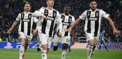 Ronaldo được nghỉ ngơi sau 90 phút bùng nổ ở Champions League
