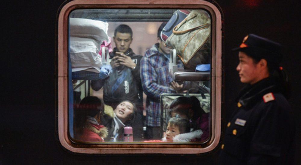 Cuộc sống của người Trung Quốc bị chấm điểm công dân yếu kém