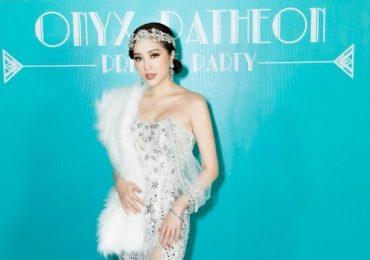 Bảo Thy hóa quý cô cổ điển, xuất hiện lộng lẫy tựa nữ thần trong đêm tiệc hóa trang Gatsby