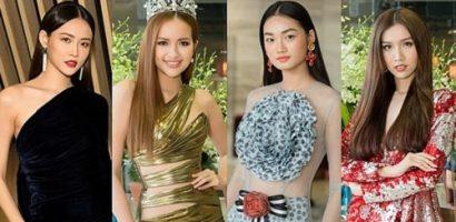 Đông đảo sao Việt váy áo lộng lẫy, hội ngộ tại sự kiện