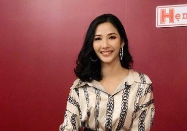 Á hậu Hoàng Thùy: 'Tôi không xem thành công của H'Hen Niê là áp lực'