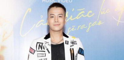 Lou Hoàng ra mắt phim ngắn ca nhạc 'Cảm giác lúc ấy sẽ ra sao' đậm chất drama