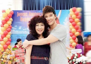 Nathan Lee mừng sinh nhật mẹ tại căn villa triệu đô trên biển Vũng Tàu