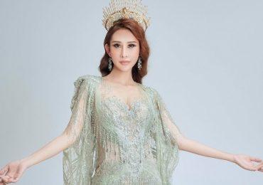 Hoa hậu Chi Nguyễn chín muồi về nhan sắc sau đăng quang Miss Asia World