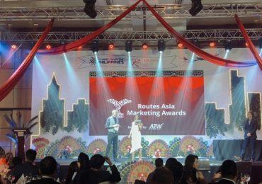Nhà ga quốc tế Cam Ranh lọt top 5 giải thưởng 'Routes Asia 2019 Marketing Awards'