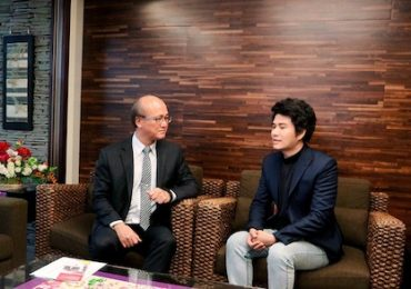 Vũ Mạnh Cường trao cơ hội du học Đài Loan cho giới trẻ