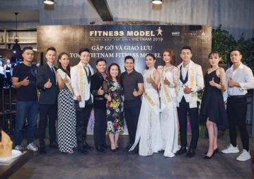 Top 3 'Vietnam Fitness Model 2019' mong muốn truyền cảm hứng Fitness cho giới trẻ