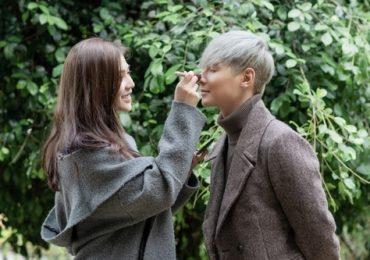 Chúng Huyền Thanh ngọt ngào chăm sóc Jay Quân trên hậu trường quay MV