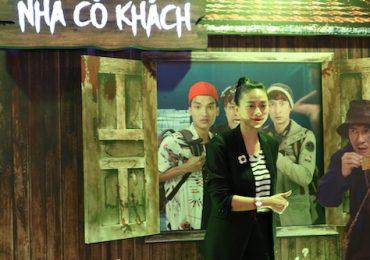 Ngô Thanh Vân bất ngờ xuất hiện chúc mừng Lý Hải ra mắt 'Lật mặt: Nhà có khách'