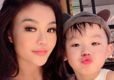 Hoa hậu Julia Hồ: 'Đừng để con chịu vết thương tinh thần vĩnh viễn chỉ vì một lần đi thang máy'