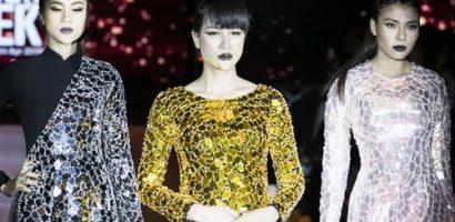 Trang Trần và Trúc Diễm thăng hoa trong show diễn của NTK Minh Châu