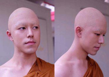 Mỹ nam 'Friend zone' gây bất ngờ với hình ảnh cạo trọc đầu và lông mày