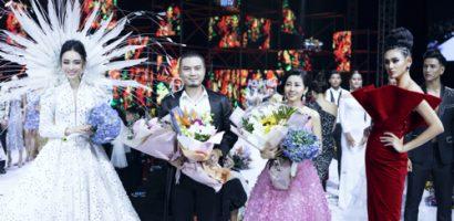 Mai Phương rạng rỡ catwalk, Trương Hồ Phương Nga tái xuất làm vedette show thời trang