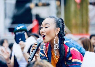 Đoan Trang bùng nổ trên sân khấu Festival Việt Nam tại Aichi – Nhật Bản