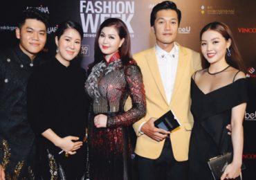 Quang Tuấn không gò bó vợ trẻ ăn mặc gợi cảm