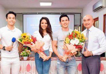 Cao Xuân Tài hào hứng với vai trò MC của giải 'Thể hình Nam – Nữ Physique 2019'