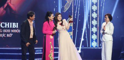 Hoàng Yến Chibi chiến thắng giải thưởng 'Nữ diễn viên chính xuất sắc' tại Cánh Diều Vàng 2018