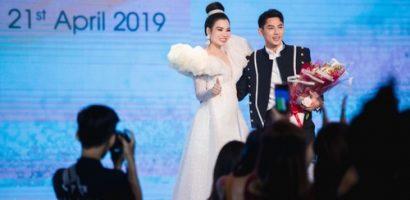 Isaac và Noo Phước Thịnh khuấy động đêm trao giải 'Top White Best Awards of The Year 2019'