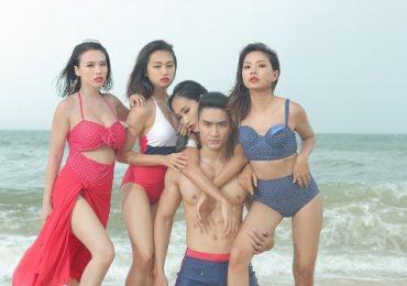 Nữ hoàng quyến rũ: Nguyễn Oanh catwalk điêu luyện, Lương Gia Huy khoe body nam thần trên bãi biển