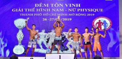 Nhã Miên và Hồng Đức đã đoạt giải 'Toàn năng Nữ & Nam Physique' mùa thứ 2