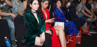 Hoa hậu Doanh nhân Thùy Dung tái xuất, mừng Đức Vincie ra mắt BST mới