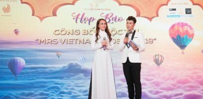 Mrs Vietnam Global 2019 có phải là cuộc thi không giấy phép?