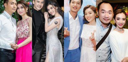 5 cặp đôi diễn viên không những thành công mà còn hạnh phúc viên mãn