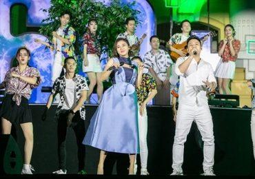 Văn Mai Hương, Quang Bảo tích cực tham gia và ủng hộ 'Giờ Trái Đất 2019'