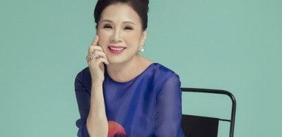 Ngoài 60, NSUT Kim Xuân vẫn trẻ trung và đầy sức sống