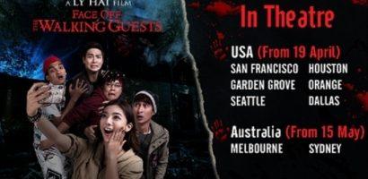 'Lật mặt: Nhà có khách' tấn công thị trường điện ảnh Mỹ và Úc