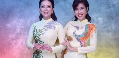 MC Quỳnh Hoa – Hương Thủy tái hợp sau 16 năm nhóm Phù Sa tan rã