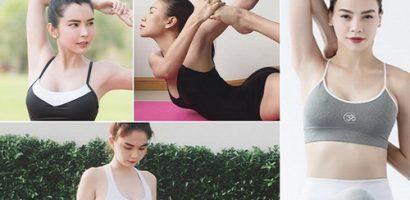 Tiết lộ dàn sao nữ đình đám Vbiz 'nghiện' yoga