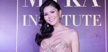 Hoa hậu Kim Nguyên tái xuất showbiz với dự án mới