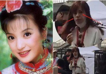 Ngỡ ngàng với hình ảnh không photoshop của 'Tiểu Yến Tử' Triệu Vy