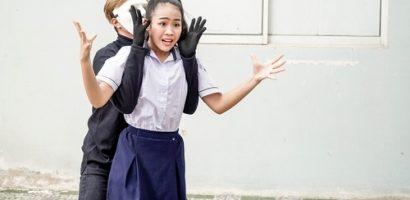 Puka hóa mẹ bỉm sữa trong dự án 'Cứu con với' của biên đạo múa Huỳnh Mến
