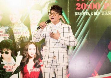 Lương Gia Huy thông báo dời ngày tổ chức dù đã bán sạch vé liveshow
