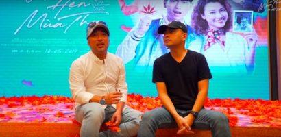 Nhạc sĩ Đức Trí 'dính bẫy' của đạo diễn Nguyễn Quang Dũng khi thực hiện phim 'Ước hẹn mùa thu'