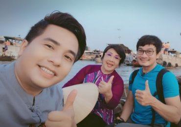 Thanh Ngân – Quốc Thái khám phá Cát Bà cùng Dương Đình Trí