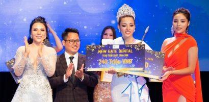 Trần Phương Hà: 'Tôi trở thành Hoa hậu Sắc đẹp toàn cầu châu Á 2019 là xứng đáng'