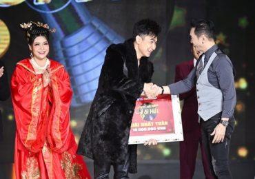 Trách móc đàn bà trên sân khấu, Tùng Lâm nhận 'mưa lời khen'