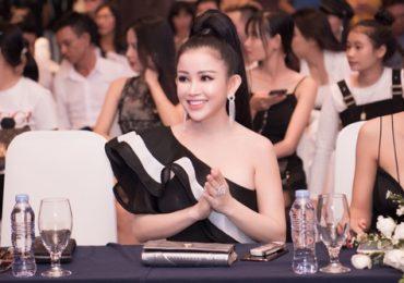 Janny Thủy Trần xuất hiện trong sự kiện sau tin đồn nhập viện vì ung thư