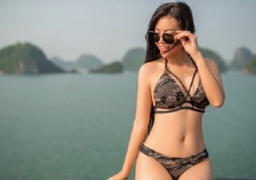 Diễn viên 'Quỳnh búp bê' diện bikini nóng bỏng, muốn 'lấn sân' sang ca hát