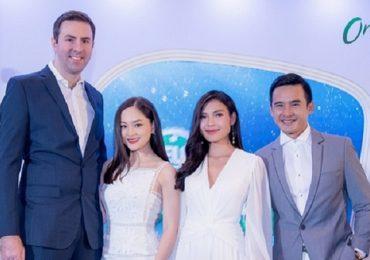 Vợ chồng Lan Phương 'hội ngộ' gia đình Lương Thế Thành – Thúy Diễm